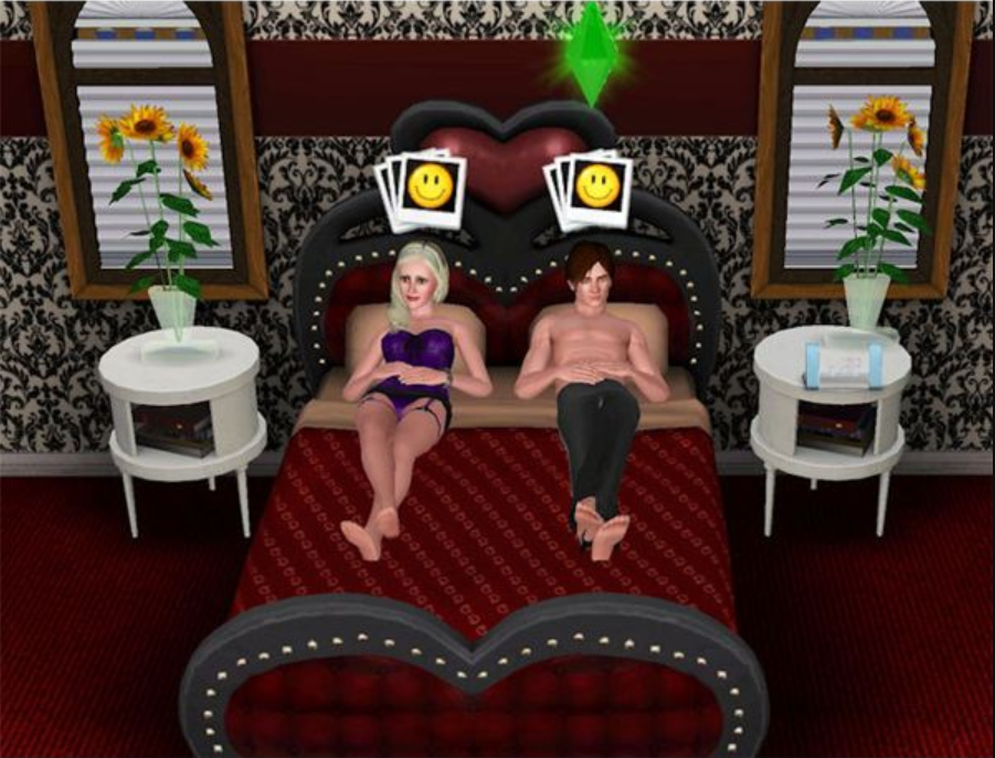 The Sims 3 Reputation Guide for Romances